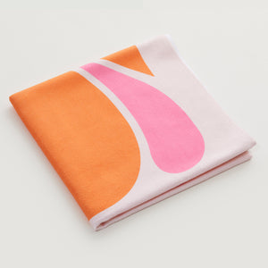 Pink Drop Towel