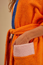 Load image into Gallery viewer, Bathrobe Home Orange