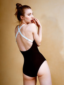 Swimwear Basic Black *Eco