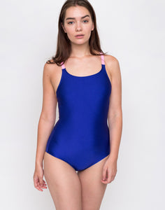 Swimwear Basic Deep Blue