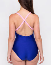Load image into Gallery viewer, Swimwear Basic Deep Blue