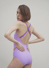 Load image into Gallery viewer, Swimwear Basic Violet *Eco