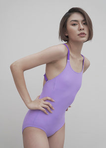 Swimwear Basic Violet *Eco