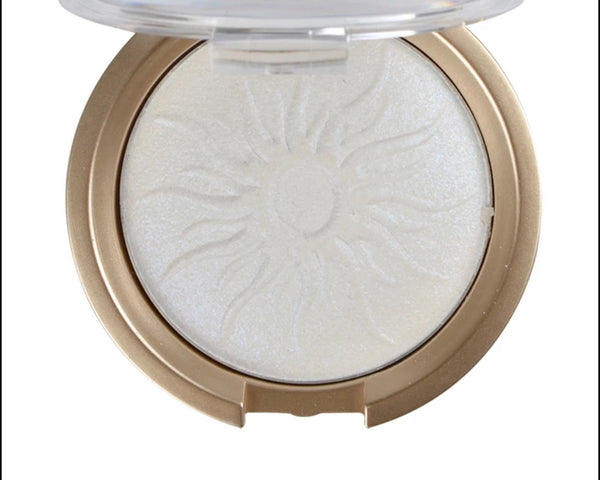 """ ALASKA "" GLOWING DAY - Highlighter. Poudre Compacte Minérale - Vizca Cosmetics Paris"