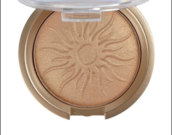 """ ARIZONA "" GLOWING DAY - Highlighter. Poudre Compacte Minérale - Vizca Cosmetics Paris"