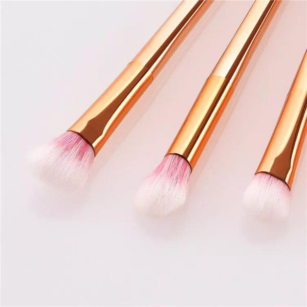 """ CALI "" EYE CANDY - Eye Brushes. Kit Essentiels Yeux - Vizca Cosmetics Paris"