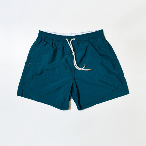 Jade Green Swim Shorts