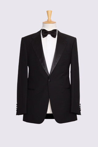 Black Dinner Jacket & Trousers