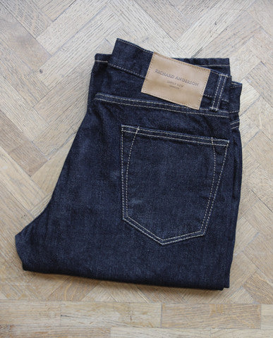 Kurashiki Japanese Denim Jeans