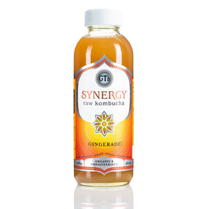 GT's Synergy Kombucha, Gingerade