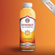 Load image into Gallery viewer, GT's Synergy Kombucha, Gingerade