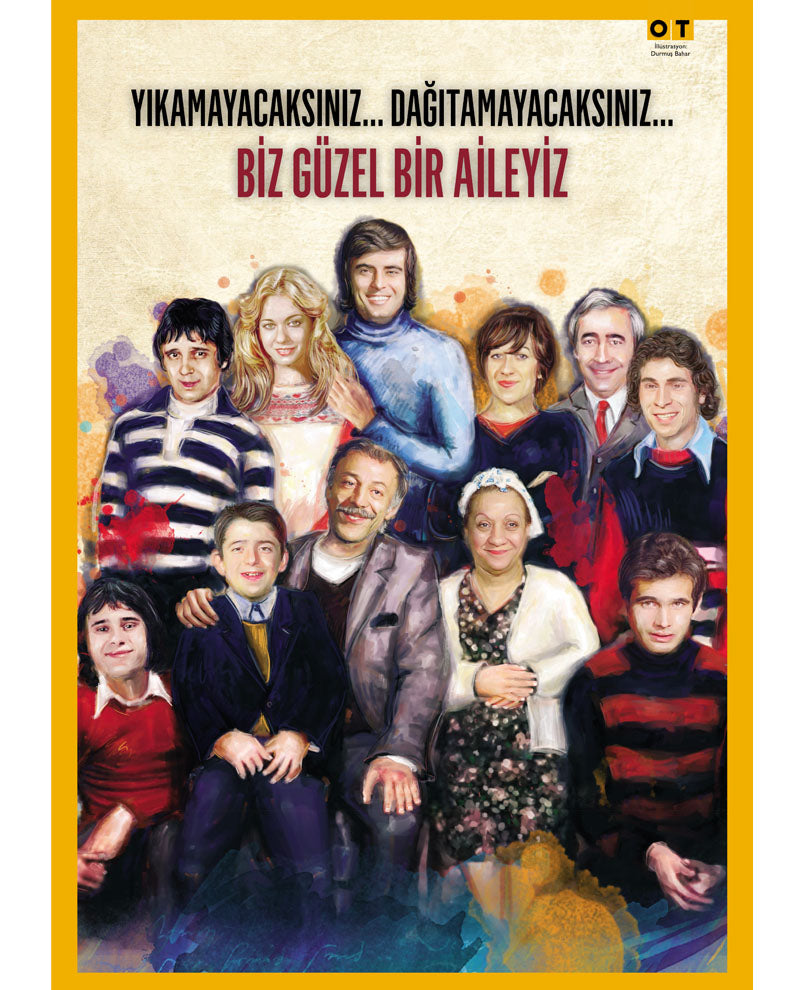 Bizim Aile - Poster