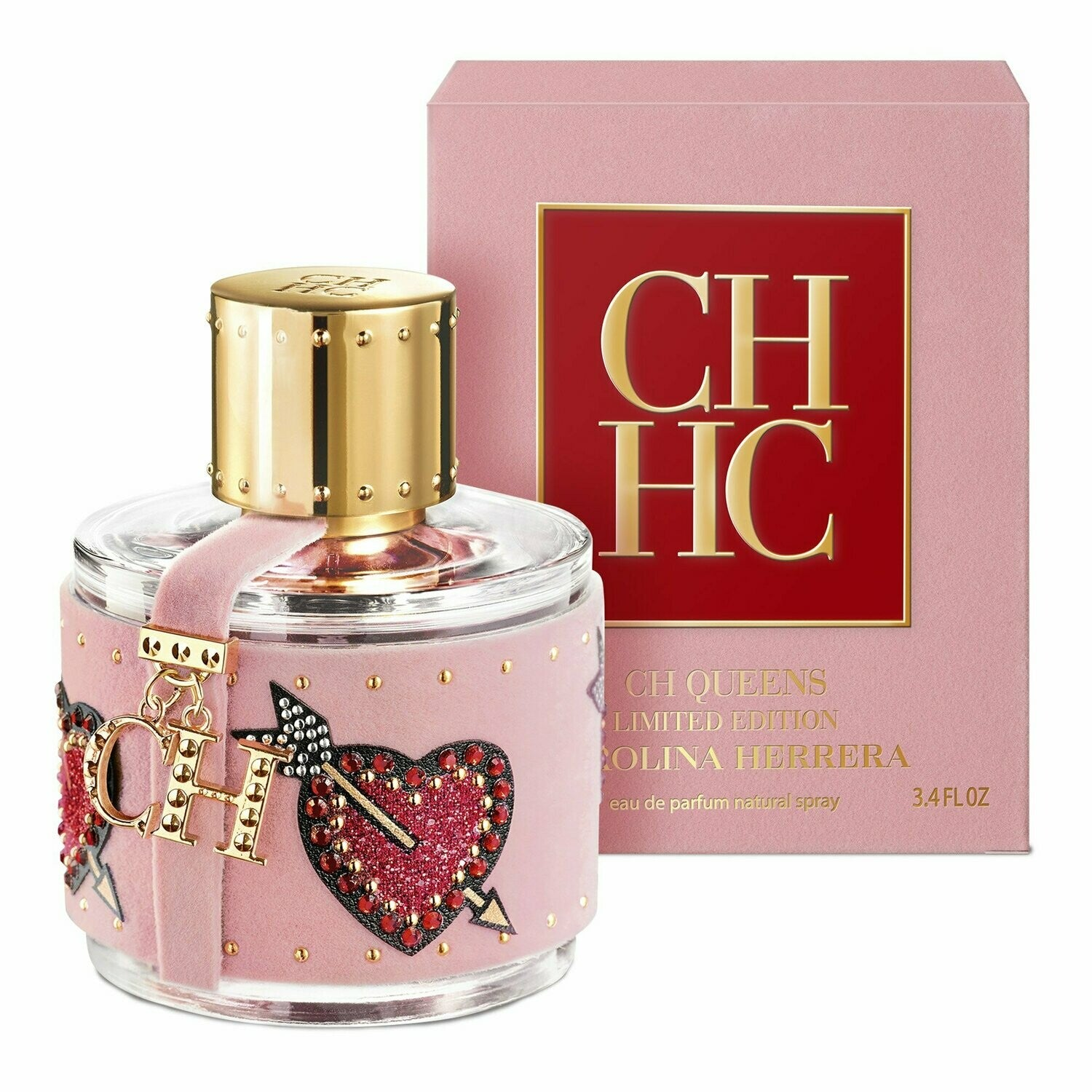 Carolina Herrera CH QUEEN 3.4oz