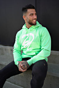Be Different Hoodie - Lime