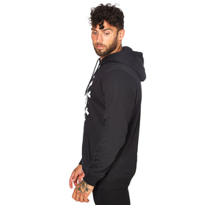 Warm up hoodie - BLACK 02