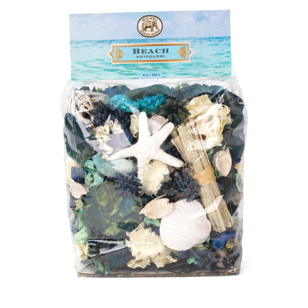 Beach Home Fragrance Potpourri by Michel Design Works
