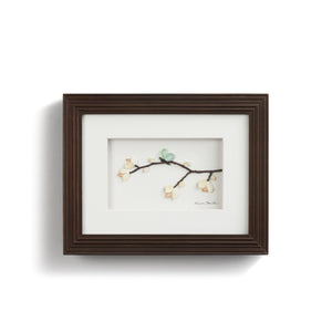 Blossoms and Butterfly Wings Wall Art