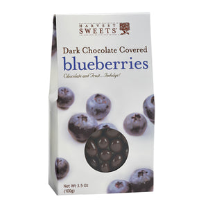 Dark Chocolate Covered Blueberries by Cape Cod Provisions