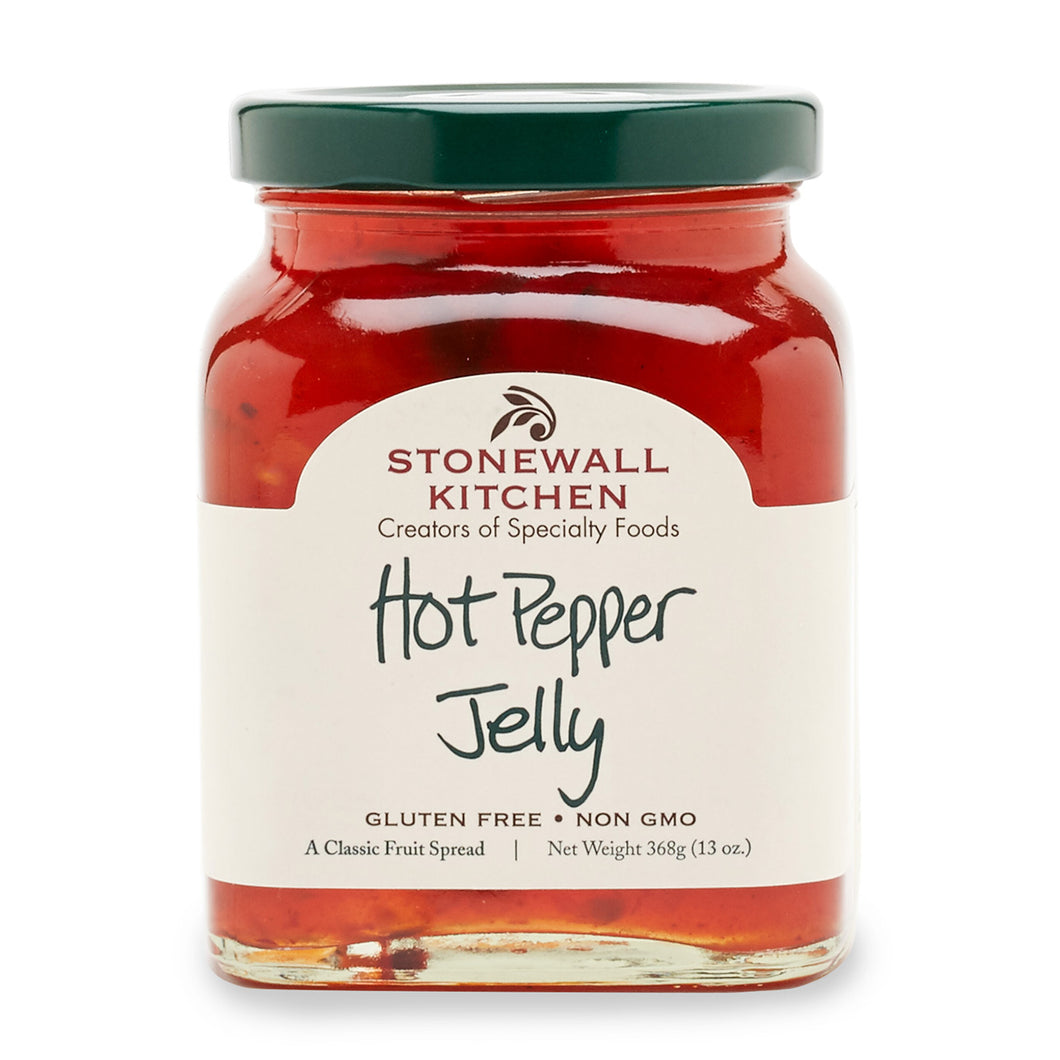 Hot Pepper Jelly 13 oz by Stonewall Kitchen