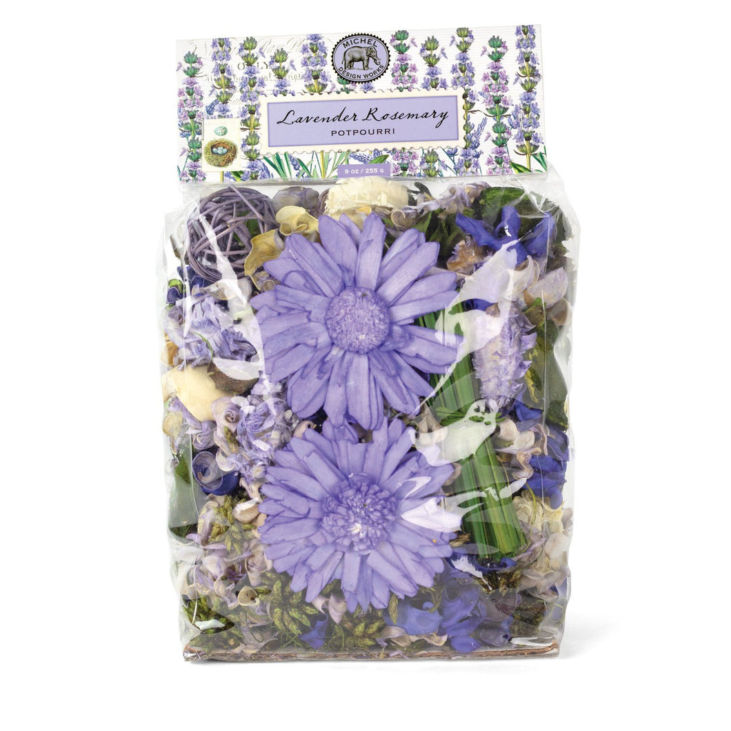 Lavender Rosemary Home Fragrance Potpourri by Michel Design Works