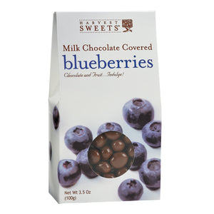 Milk Chocolate Covered Blueberries  from Cape Cod Provisions