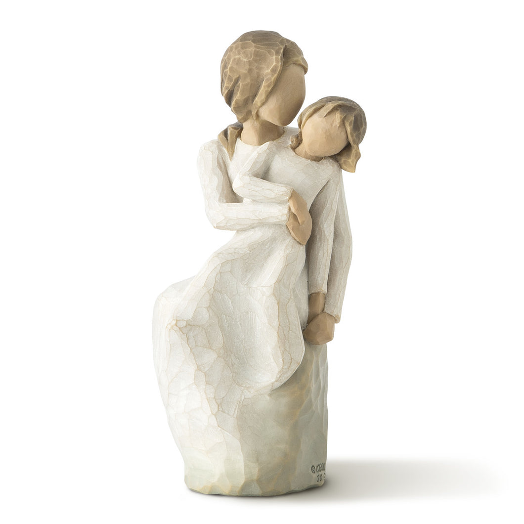 Mother Daughter Willow Tree Figurine