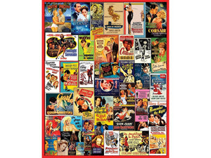 Movie Classics 300 pc Puzzle by White Mountain