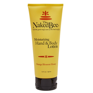 Naked Bee Orange Blossom Honey Hand & Body Lotion 6.7 oz