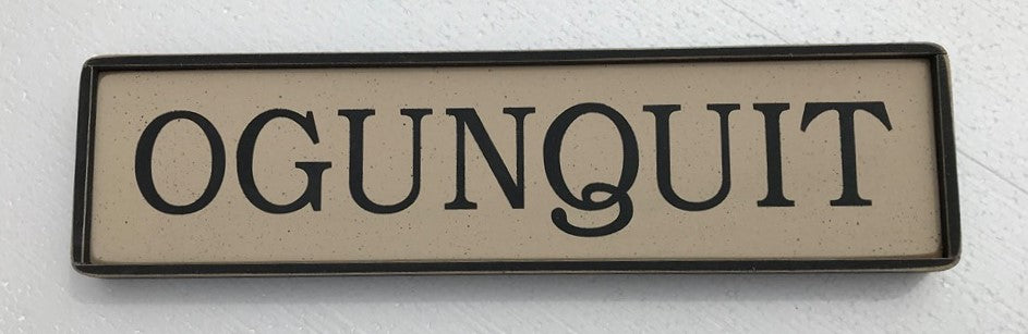 Ogunquit Town Sign