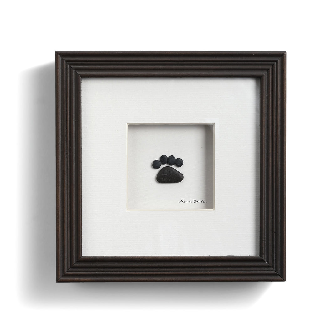 Paws Are Forever Wall Art from the Sharon Nowlan Collection