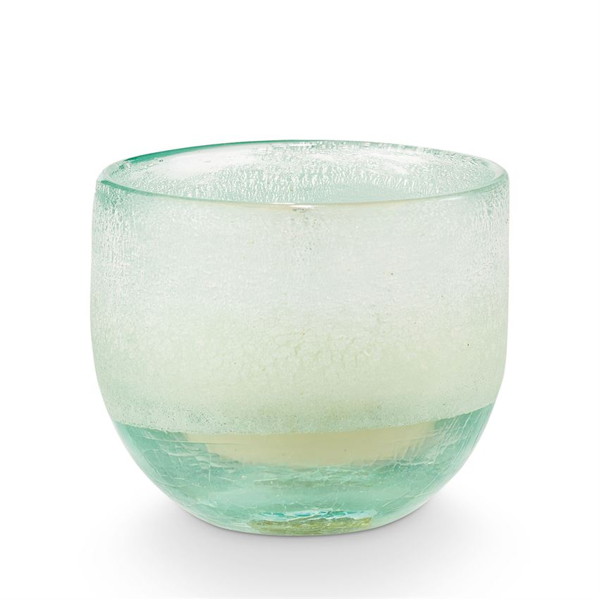 Fresh Sea Salt Small Mojave Glass by Illume
