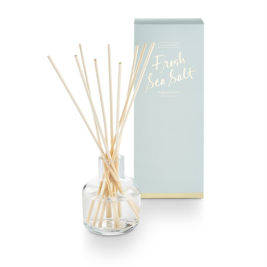 Fresh Sea Salt Diffuser by Illume