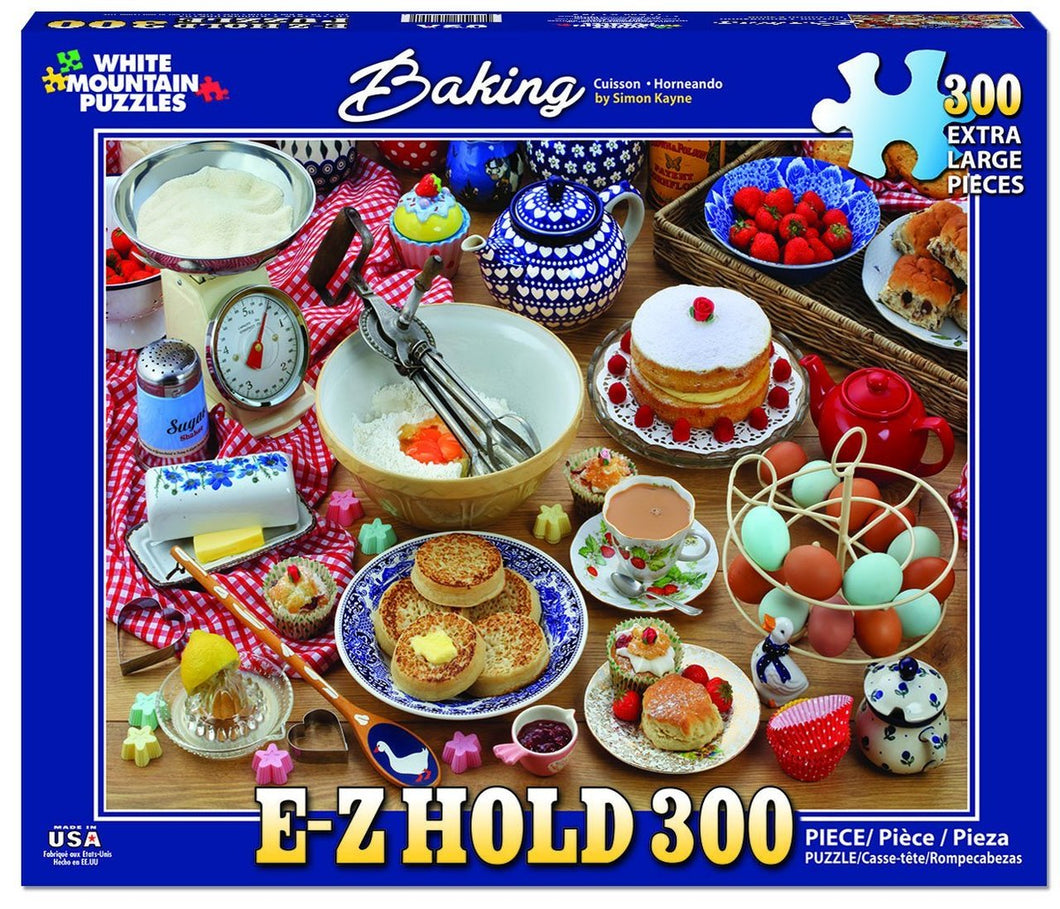 Baking by White Mountain Puzzle Co