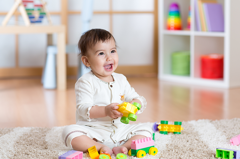 Why You Must Allow Your Baby to Play Unrestricted