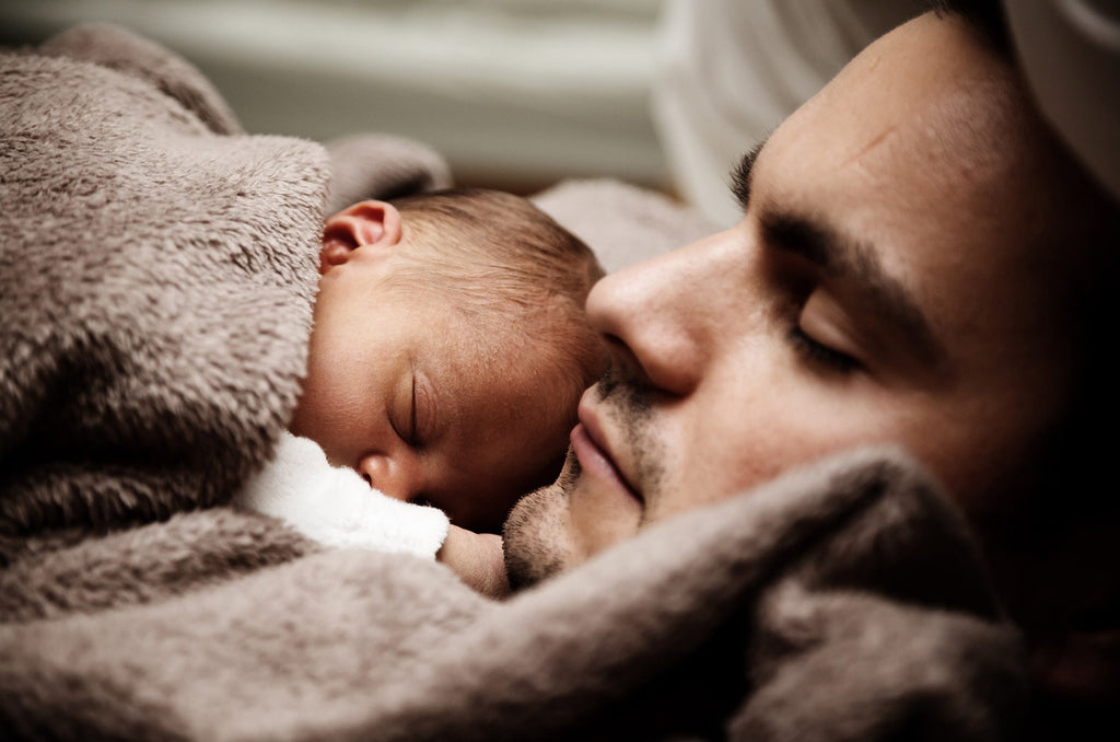 Cuddling Often is Healthy for Your Baby