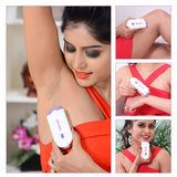 RECHARGEABLE TOUCH HAIR REMOVER