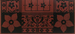 Load image into Gallery viewer, This is a close up of the corner and border elements of this Dresser design.