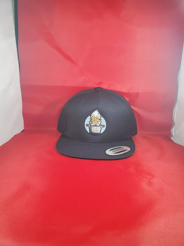 Dark Navy Blue Snap back hats BUY ONE GET ONE FREE!!