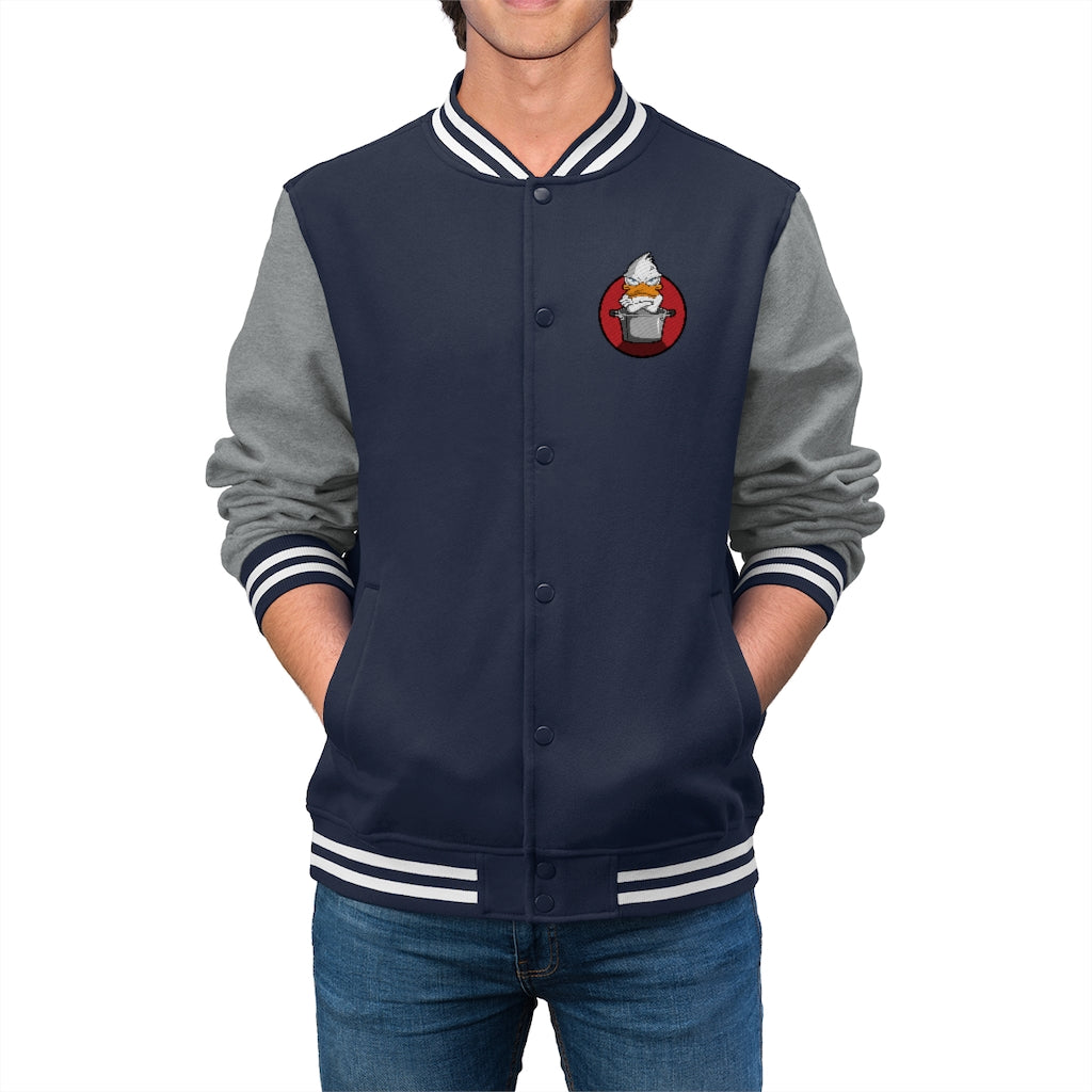 Duck Stew Men's Varsity Jacket