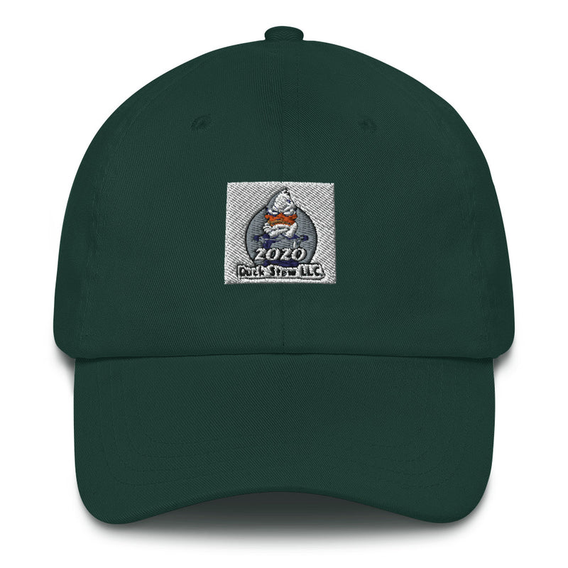 Dad hat Duck Stew 2020 Blue Duck
