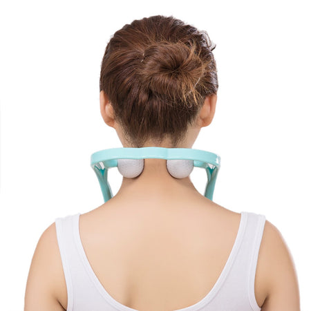 NeckDoc™ - Pressure Therapy Massager