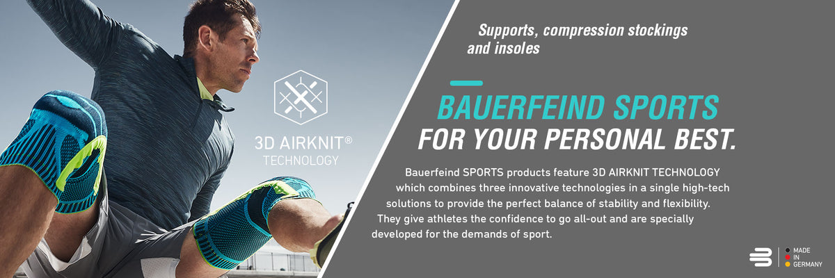 Bauerfeind Sports Product