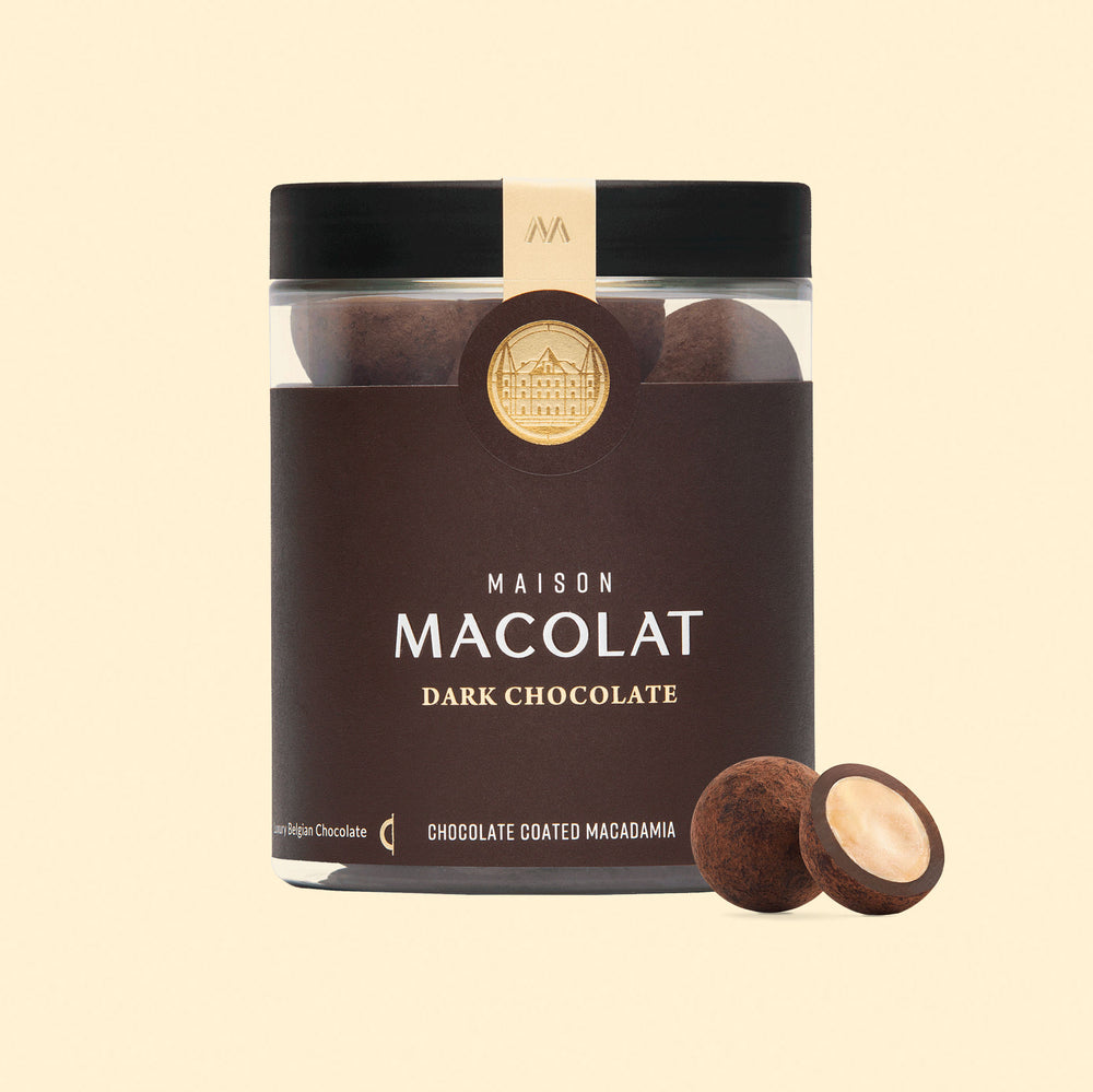 Dark Chocolate Macadamia