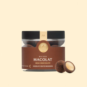 Load image into Gallery viewer, Milk Chocolate Macadamia