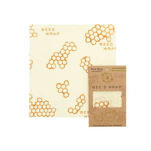 Bee's Wax Wrap Single Medium Wrap 10 x 11inch