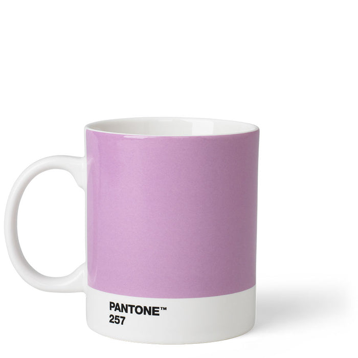 Pantone - Fine China Mug 257 Light Lilac