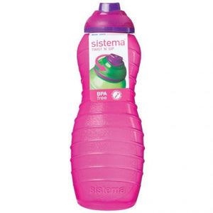 Pink 700ml divina bottle