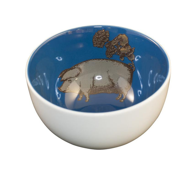 Puddin' Head Small Bowl Pig
