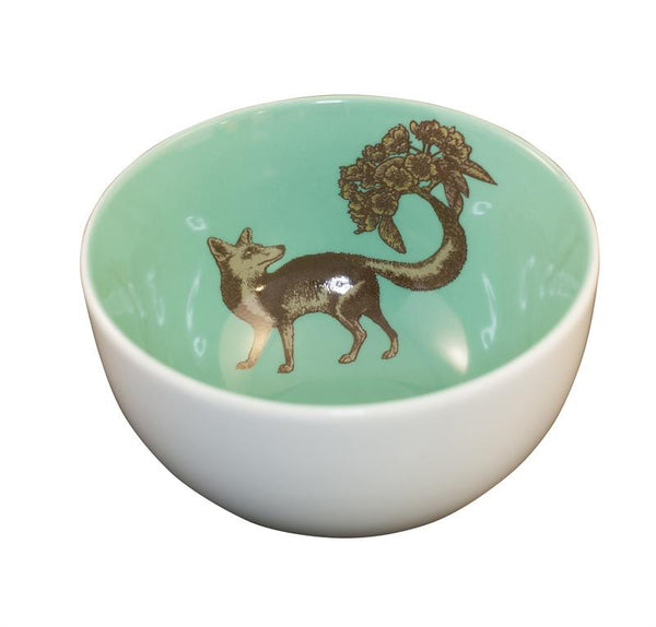 Puddin' Head Small Bowl Fox