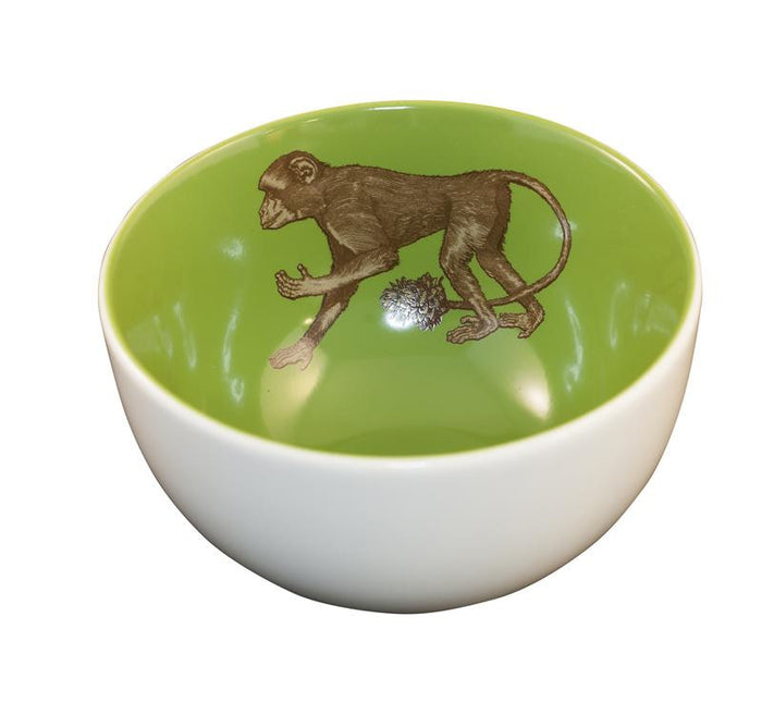 Avenida Home - Puddin' Head - Bowl - Monkey